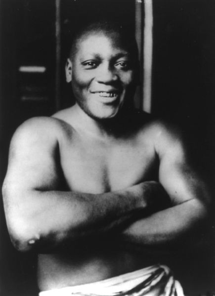 a biography of arthur john jack johnson the first black to win the heavyweight boxing championship Johnson, jack (1878-1946) jack johnson (his real name was arthur john, and he was also known as lil' arthur), the first black to win the world heavyweight boxing championship, was born in galveston on march 31, 1878, of poor parents.